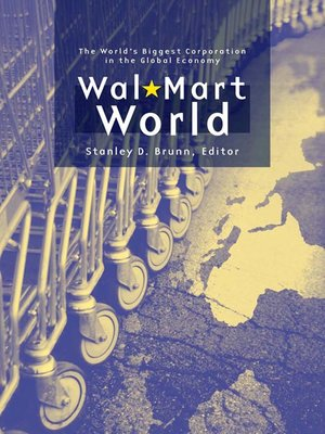 cover image of Wal-Mart World