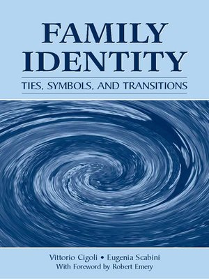 cover image of Family Identity