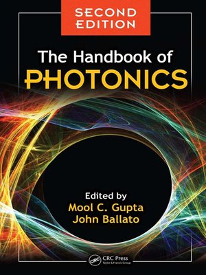 cover image of The Handbook of Photonics