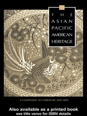 cover image of Asian Pacific American Heritage