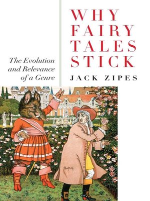 cover image of Why Fairy Tales Stick