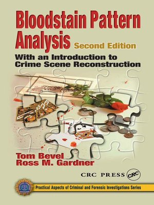 cover image of Bloodstain Pattern Analysis