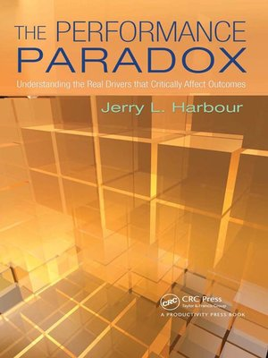 cover image of The Performance Paradox