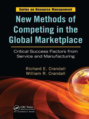 cover image of New Methods of Competing in the Global Marketplace