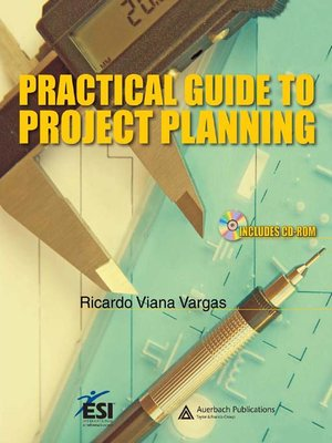 cover image of Practical Guide to Project Planning