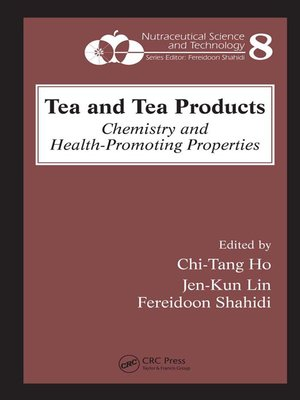 cover image of Tea and Tea Products