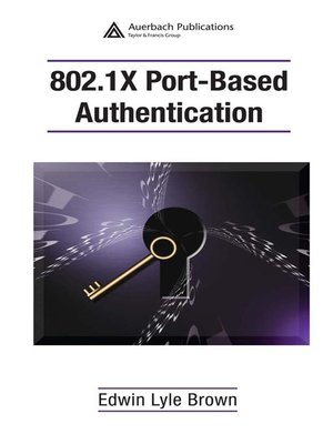 cover image of 802.1X Port-Based Authentication