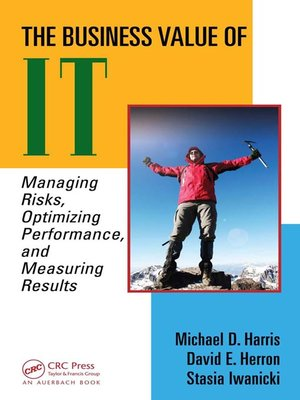 cover image of The Business Value of IT