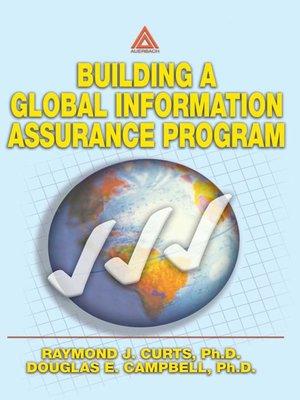 cover image of Building A Global Information Assurance Program