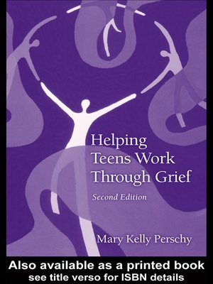 cover image of Helping Teens Work Through Grief