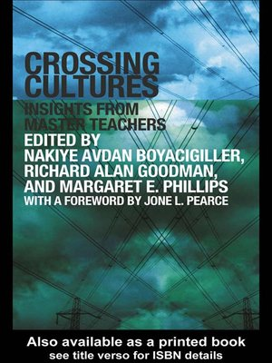cover image of Crossing Cultures