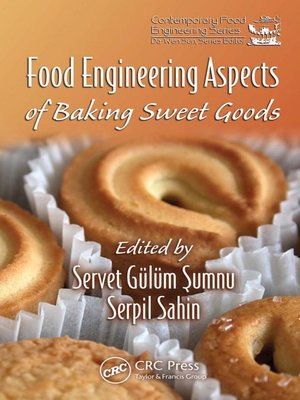 cover image of Food Engineering Aspects of Baking Sweet Goods
