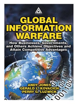 cover image of Global Information Warfare