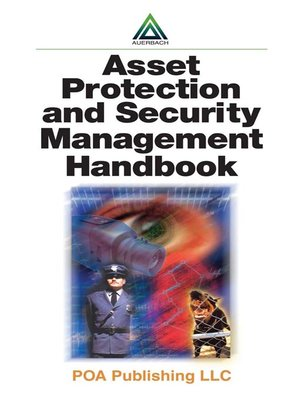 cover image of Asset Protection and Security Management Handbook