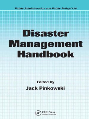 cover image of Disaster Management Handbook