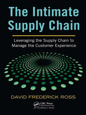 cover image of The Intimate Supply Chain