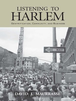 cover image of Listening to Harlem