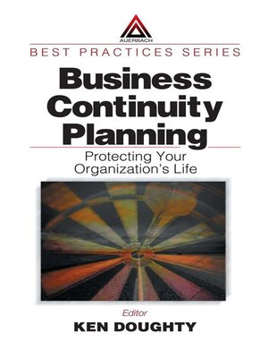 cover image of Business Continuity Planning