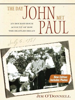 cover image of The Day John Met Paul