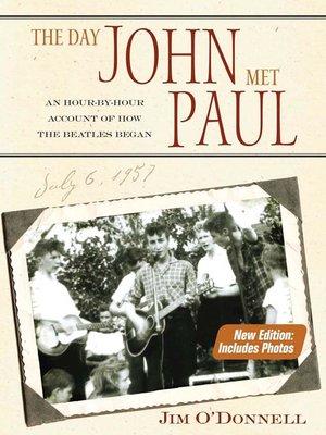 cover image of The Day John Met Paul