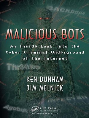 cover image of Malicious Bots