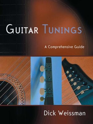 cover image of Guitar Tunings