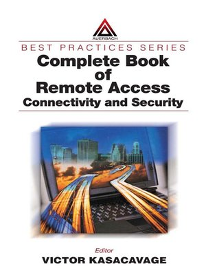 cover image of Complete Book of Remote Access