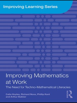 cover image of Improving Mathematics at Work