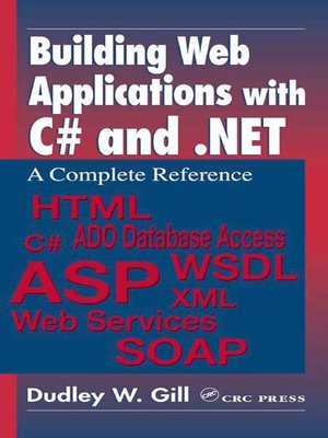 cover image of Building Web Applications with C# and .NET