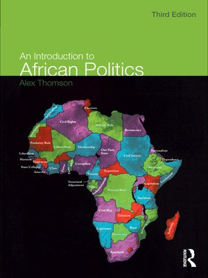 cover image of An Introduction to African Politics