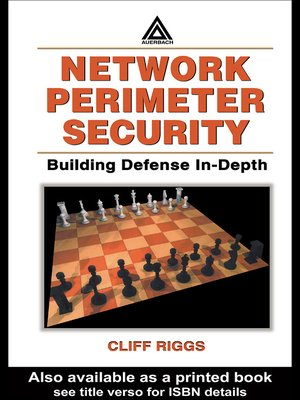 cover image of Network Perimeter Security