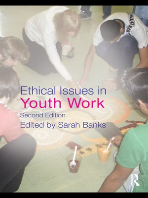 cover image of Ethical Issues in Youth Work