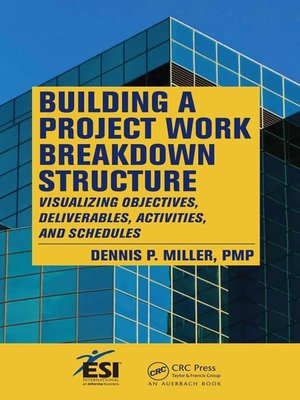 cover image of Building a Project Work Breakdown Structure
