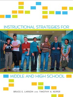 cover image of Instructional Strategies for Middle and High School