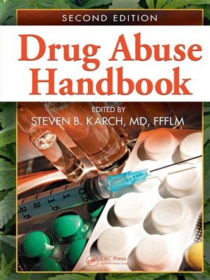 cover image of Drug Abuse Handbook