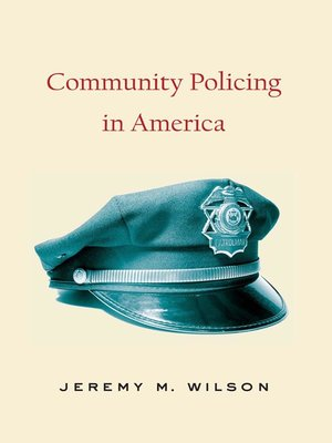 cover image of Community Policing in America