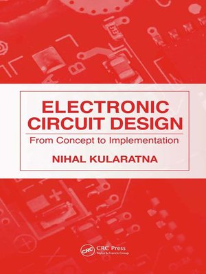 cover image of Electronic Circuit Design