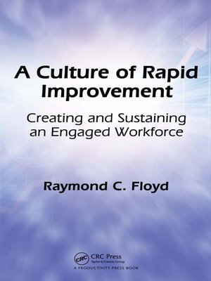 cover image of A Culture of Rapid Improvement