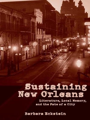 cover image of Sustaining New Orleans