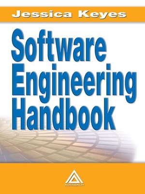 cover image of Software Engineering Handbook
