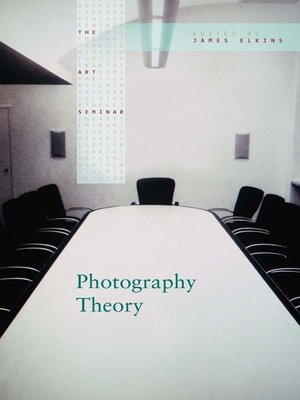 cover image of Photography Theory