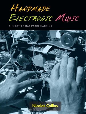 cover image of Handmade Electronic Music