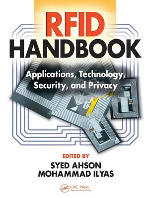 cover image of RFID Handbook