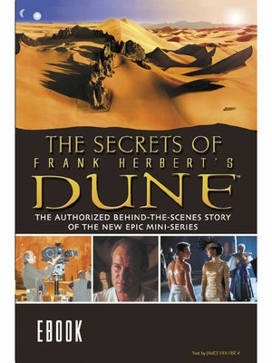 cover image of The Secrets of Frank Herbert's Dune