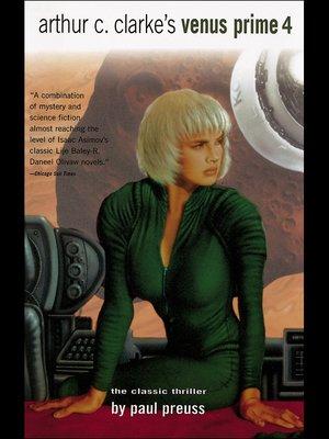 cover image of Arthur C. Clarke's Venus Prime 4