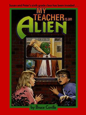 cover image of My Teacher Is An Alien