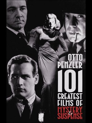 cover image of 101 Greatest Films of Mystery & Suspense