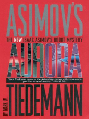 cover image of Isaac Asimov's Aurora