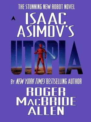 cover image of Isaac Asimov's Utopia