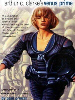 cover image of Arthur C. Clarke's Venus Prime 1